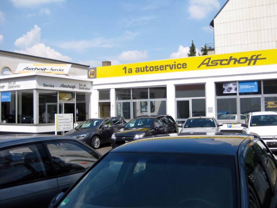 Autoservice Aschoff - Unser Betrieb